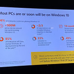 Figure of the Day: How many devices are running Windows 10?